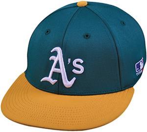 OC Sports MLB Oakland Athletics Replica Cap