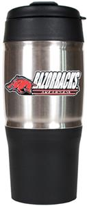NCAA Arkansas Razorbacks Heavy Duty Travel Tumbler
