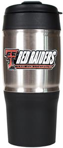 NCAA Texas Tech Heavy Duty Travel Tumbler