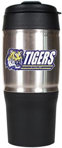 NCAA LSU Tigers Heavy Duty Travel Tumbler
