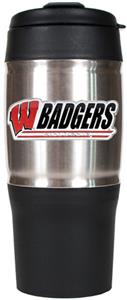 NCAA Wisconsin Badgers Heavy Duty Travel Tumbler