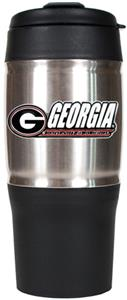 NCAA Georgia Bulldogs Heavy Duty Travel Tumbler