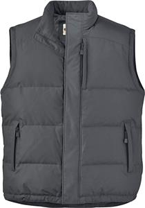 North End Mens Quilted Down Vest