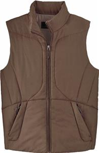 North End Mens Polyester Ripstop Insulated Vest