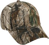 OC Sports Stretchable Camo Cap