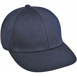 OC Sports Umpires Adjustable Long-Bill Combo Cap