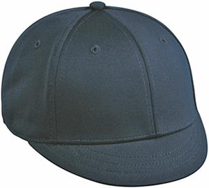OC Sports Umpires Adjustable Short-Bill Plate Cap