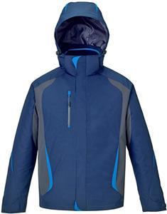 North End Mens Height 3-in-1 Jacket