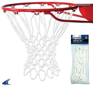 "Anti-Whip ""Brute"" 21"" Braided Nylon Basketball Net"