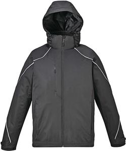 North End Mens Angle 3-in-1 Jacket