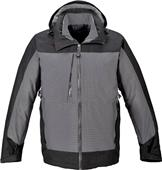 North End Sport Alta Mens 3-n-1 Seam Sealed Jacket