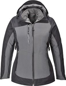 North End Sport Ladies Alta 3-in-1 Jacket