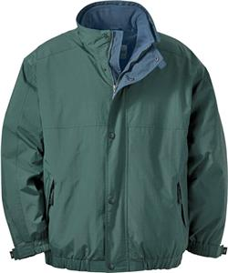 North End Mens 3-in-1 Bomber Jacket