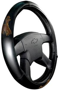 Northwest NCAA Wyoming Steering Wheel Covers