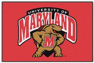 """Northwest NCAA Maryland Terrapins 39""""x59"""" Rugs"""