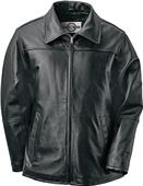 North End Ladies Insulated Leather Jacket