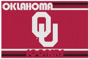 Northwest NCAA Oklahoma Sooners Old Glory Rugs