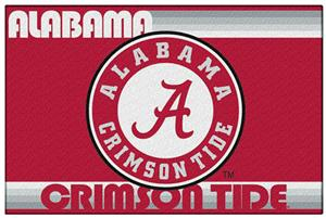Northwest NCAA Alabama Crimson Tide Old Glory Rugs