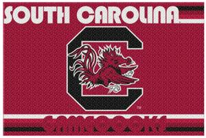 Northwest NCAA South Carolina Old Glory Rugs