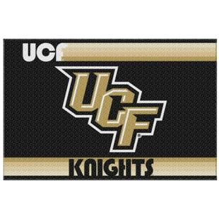 Northwest NCAA Central Florida Old Glory Rugs