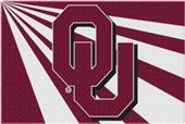 "Northwest NCAA Oklahoma Sooners 20""x30"" Rugs"
