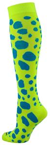 Twin City Krazisox Leopard Lightweight Socks