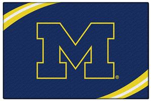 "Northwest NCAA Michigan Wolverines 20""x30"" Rugs"