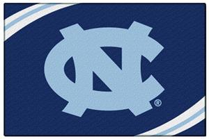 """Northwest NCAA UNC Tar Heels 20""""x30"""" Rugs"""
