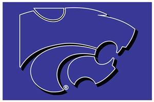 "Northwest NCAA K-State Wildcats 20""x30"" Rugs"