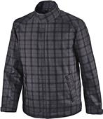 North End Sport Locale Mens City Plaid Jacket