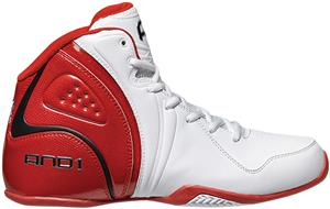 AND1 Men's Game Changer Hi Basketball Shoes