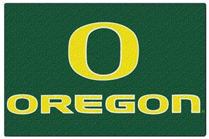 "Northwest NCAA Oregon Ducks 20""x30"" Rugs"