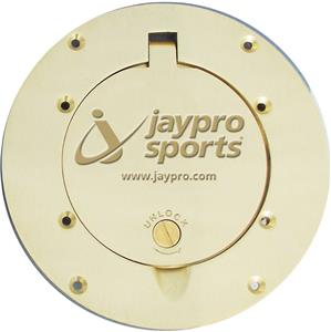 Floor Sleeve Volleyball/Basketball Cover Plate