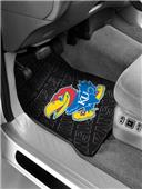 Northwest NCAA Kansas Jayhawks Car Mats