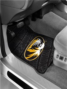 Northwest NCAA Missouri Tigers Car Mats