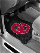 Northwest NCAA Oklahoma Sooners Car Mats