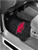 Northwest NCAA Arkansas Razorbacks Car Mats
