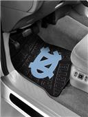 Northwest NCAA UNC Tar Heels Car Mats