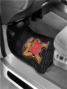 Northwest NCAA Maryland Terrapins Car Mats