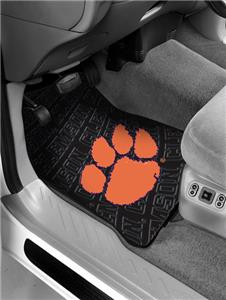 Northwest NCAA Clemson Tigers Car Mats