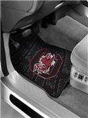 Northwest NCAA South Carolina Car Mats