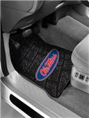 Northwest NCAA Mississippi Rebels Car Mats