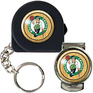 NBA Boston Celtics 6' Tape Measure/Money Clip Set