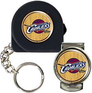 NBA Cleveland Cavaliers 6' Tape Measure/Money Clip
