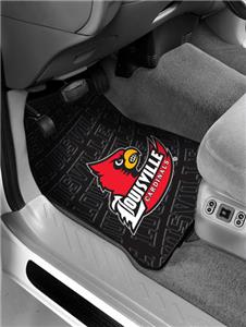 Northwest NCAA Louisville Cardinals Car Mats