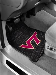 Northwest NCAA Virginia Tech Hokies Car Mats