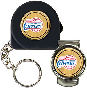 NBA Los Angeles Clippers Tape Measure/Money Clip