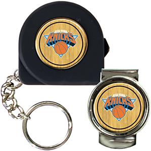 NBA New York Knicks 6' Tape Measure/Money Clip Set