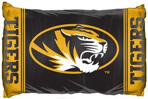 Northwest NCAA Missouri Tigers Pillowcase 2pk