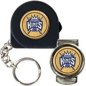 NBA Sacramento Kings Tape Measure/Money Clip Set